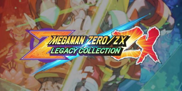 Newsbild zu Neuer Trailer für die Mega Man Zero/ZX Legacy Collection erschienen