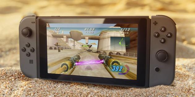Newsbild zu Kurioser Glitch in Star Wars Episode I: Racer entdeckt und Analyse der Nintendo Switch-Portierung