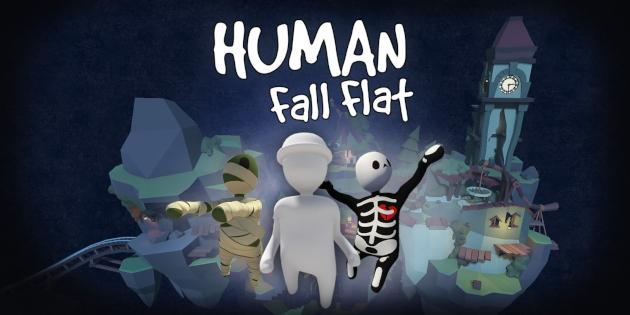 Newsbild zu Neues Fabrik-Level für Human: Fall Flat angekündigt