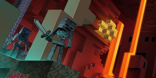Newsbild zu Nether-Update für Minecraft ab morgen für alle Plattformen erhältlich