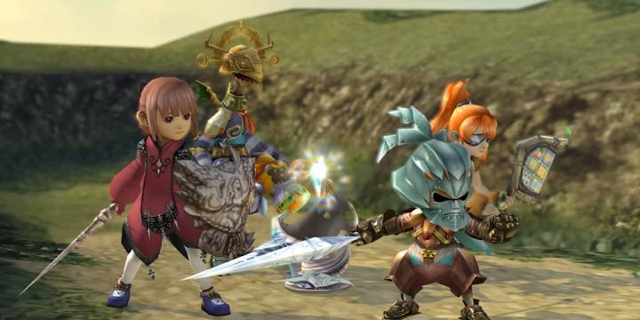 Newsbild zu Square Enix über das Komponieren von neuen Liedern für Final Fantasy Crystal Chronicles Remastered Edition