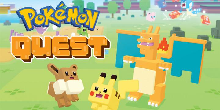 Newsbild zu Chinesische Version von Pokémon Quest erhält Pokémon der Johto-Region