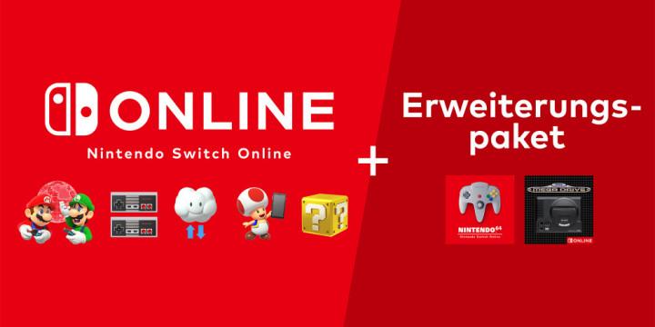 Newsbild zu Nintendo Switch Online + Erweiterungspaket – Preis geht laut Insiderin wesentlich auf Lizenzgebühren zurück