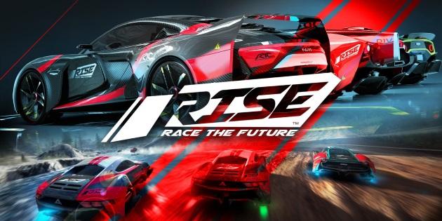 Newsbild zu Rise: Race The Future dank Update demnächst auch in 60 FPS spielbar