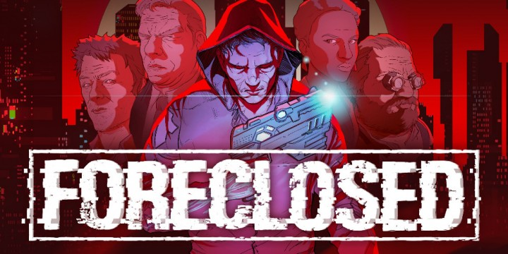 Newsbild zu Der düstere Cyberpunk-Shooter Foreclosed erscheint in diesem Sommer