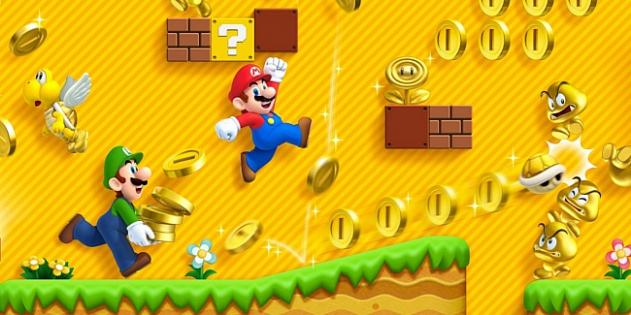 Nintendo Möchte Sich Die Rechte Am Münzen Ton Der Super Mario Serie