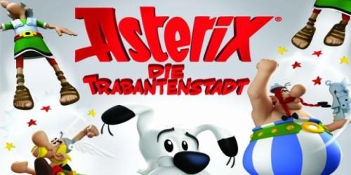 Newsbild zu Asterix: Die Trabantenstadt erscheint Ende November für den Nintendo 3DS