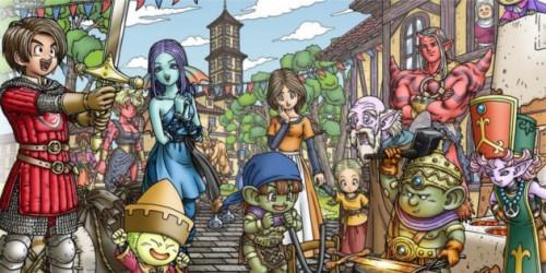 Newsbild zu Dragon Quest X könnte mit genügend Fan-Unterstützung lokalisiert werden