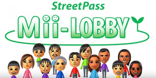 Newsbild zu StreetPass-Mii-Lobby erhält Update mit optimierten Interface