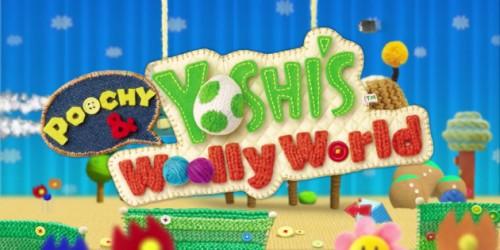 Newsbild zu Poochy & Yoshi's Woolly World – Vergleichsvideo von GameXplain zeigt den grafischen Unterschied zur Wii U-Fassung auf