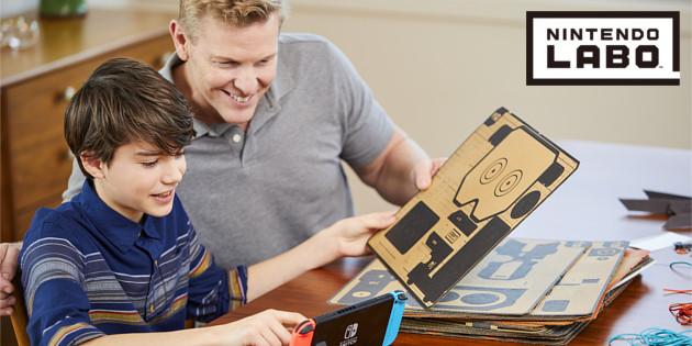 Nintendo: Brandneues, interaktives Switch-Erlebnis ab 23 Uhr