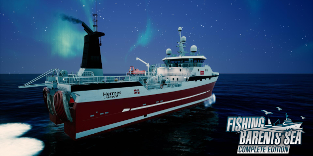 Newsbild zu Im Dezember erwartet euch der große Fang in Fishing: Barents Sea - Complete Edition