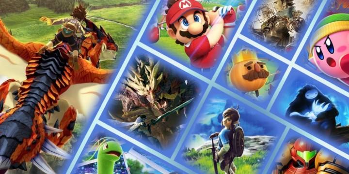 Newsbild zu Diese Nintendo Switch-Spiele erwarten euch in dieser Woche (KW 27/2021)