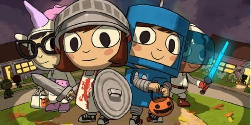Newsbild zu Costume Quest wird als Cartoon-Show umgesetzt