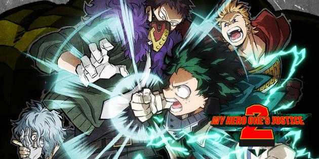 Newsbild zu Heldenmut nun auch auf Englisch – Neues Update zu My Hero One's Justice 2 liefert englische Synchronfassung