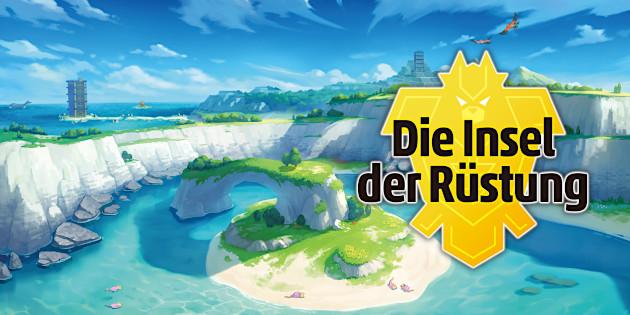 Newsbild zu Pokémon Schwert und Schild: Das sind die Gewinner für eine Reise auf die Insel der Rüstung