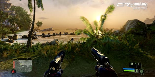 Newsbild zu Crysis Remastered erscheint am 23. Juli – Werft einen Blick auf die Nintendo Switch-Portierung