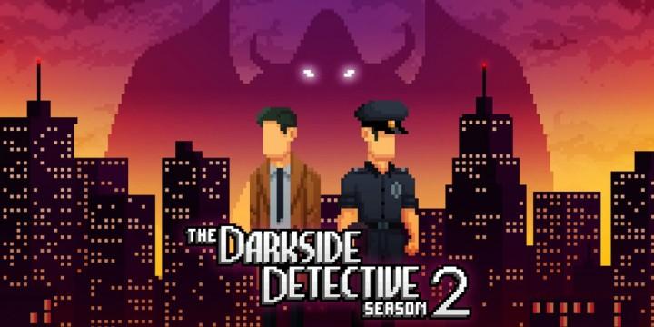 Newsbild zu Die Knobelei geht weiter – The Darkside Detective: Season 2 für 2021 angekündigt