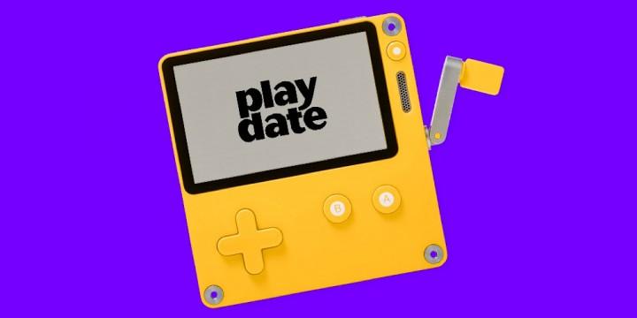 Newsbild zu Playdate: Vorbestellung der Handheld-Konsole ab dem 29. Juli möglich