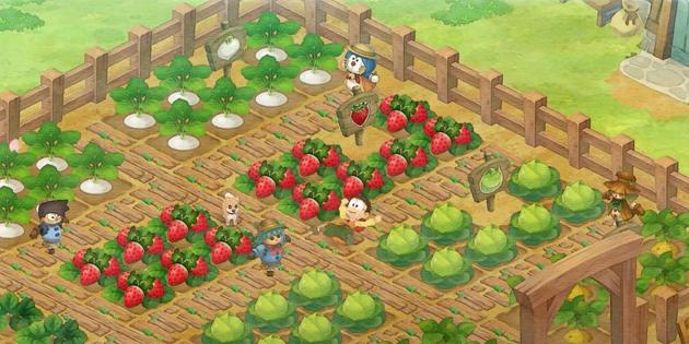 Newsbild zu Neues Story of Seasons-Spiel in Entwicklung – Update für Doraemon Story of Seasons in Arbeit