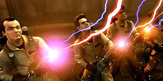 Newsbild zu Who you gonna call? – Gameplay-Video zeigt Ghostbusters: The Video Game Remastered