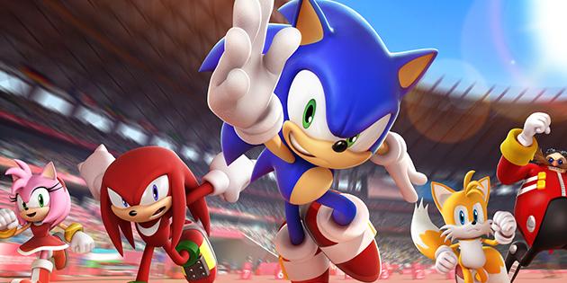Newsbild zu SEGA zeigt ersten Trailer zu Sonic bei den Olympischen Spielen - Tokyo 2020