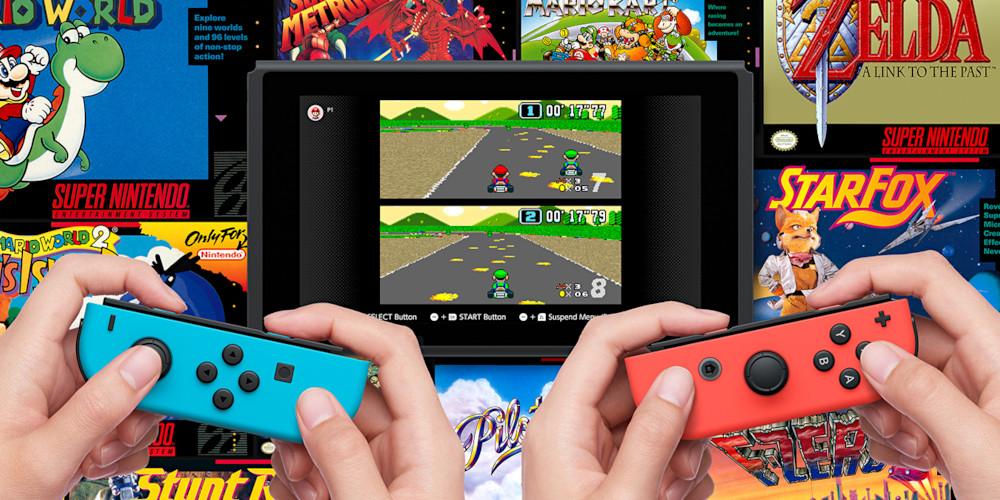 Nintendo Switch Online - SNES