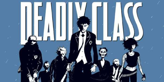 Newsbild zu Comic-Rezension: Deadly Class Band 1 – Die Akademie der tödlichen Künste