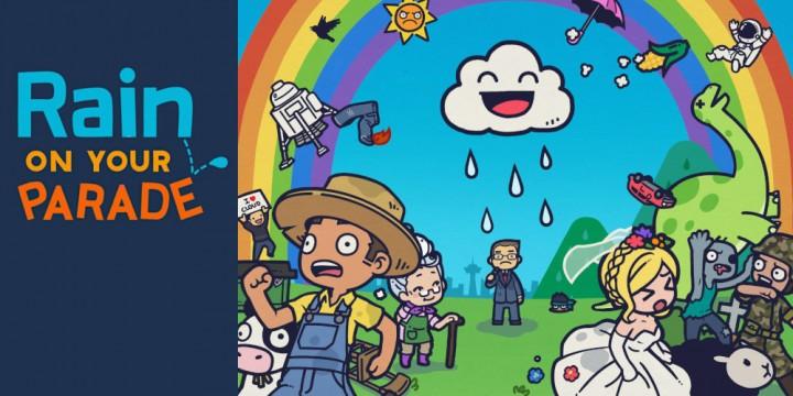Newsbild zu Frische Abkühlung im Anflug: Rain on Your Parade erhält bald einen DLC