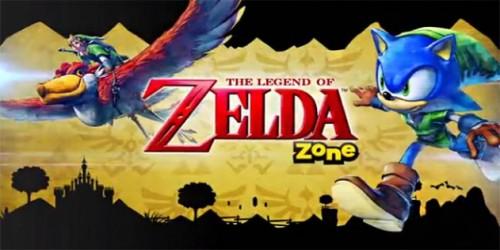 Newsbild zu The Legend of Zelda-Zone für Sonic Lost World erscheint morgen