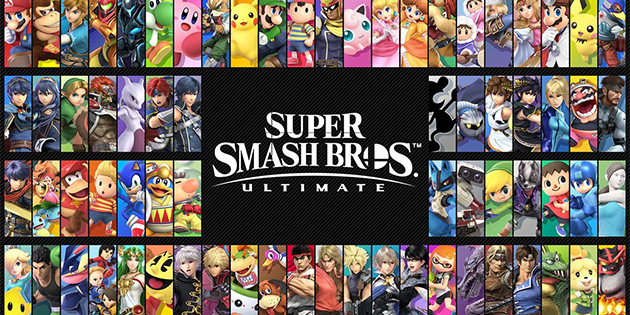 Newsbild zu Zweiter Fighters Pass für Super Smash Bros. Ultimate angekündigt