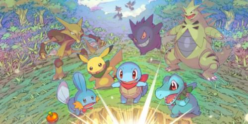 Newsbild zu Komponist des Soundtracks von Pokémon Mystery Dungeon: Team Blau und Team Rot ist nicht beim Remake involviert