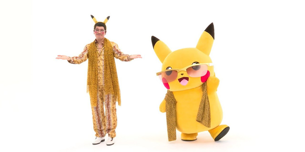 Kazuhito Kosaka & Pikachu