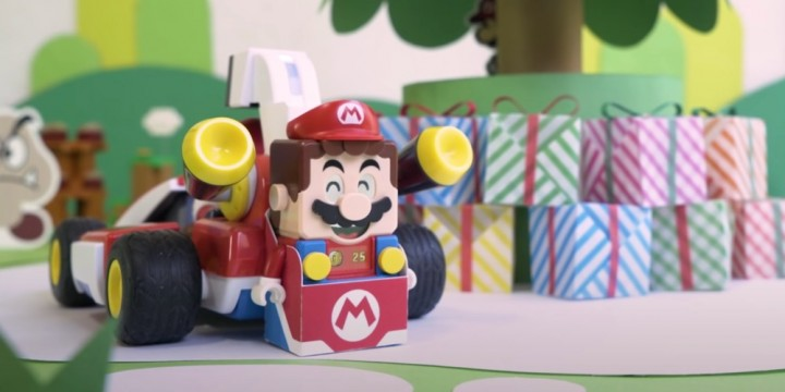 Newsbild zu LEGO Super Mario trifft Mario Kart Live: Home Circuit – Kreative Kombination beider Welten aufgetaucht