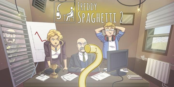 Newsbild zu Freddy Spaghetti 2 im Test – Heißt unseren neuen Redakteur willkommen