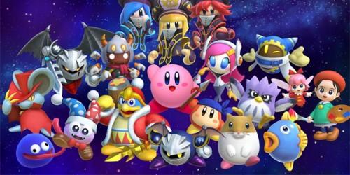 Newsbild zu Vision vs. Endprodukt: Entwickler von Kirby Star Allies im Interview