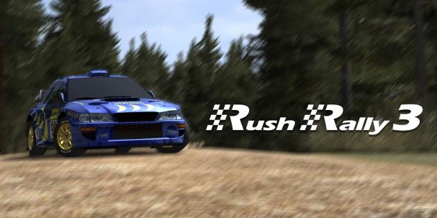 Newsbild zu Rush Rally 3 erhält Umsetzung für Nintendo Switch