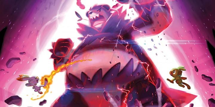 Newsbild zu Schillernde Abenteuer im Wasser – Neues Dyna-Raid-Event in Pokémon Schwert und Schild gestartet