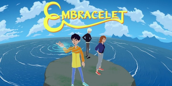 Newsbild zu Das eine Armband – Embracelet erscheint am 24. September für die Nintendo Switch