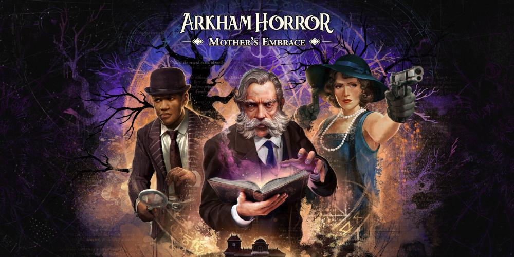 Arkham Horror: Mother's Embrace