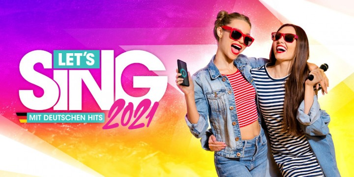 Newsbild zu Let's Sing 2021 im Test – Ein musikalischer Lichtblick am Gesangshimmel?