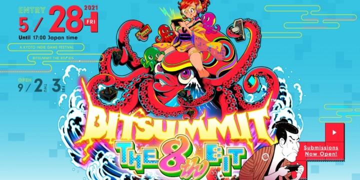 Newsbild zu Die BitSummit THE 8th BIT findet Anfang September in Kyoto statt