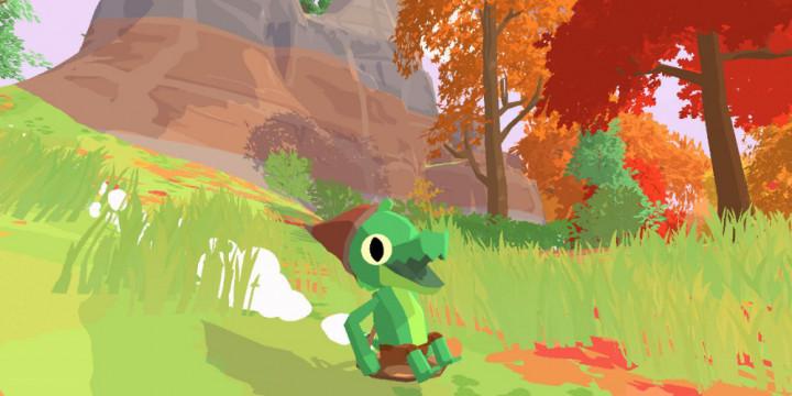 Newsbild zu Das putzige Lil Gator Game erscheint im nächsten Jahr für Nintendo Switch