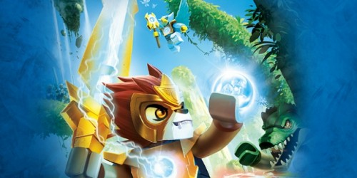 Newsbild zu 3DS-Spieletest: LEGO Legends of Chima: Laval's Journey