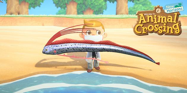 Newsbild zu Diese Fische und Insekten verabschieden sich im Mai aus Animal Crossing: New Horizons