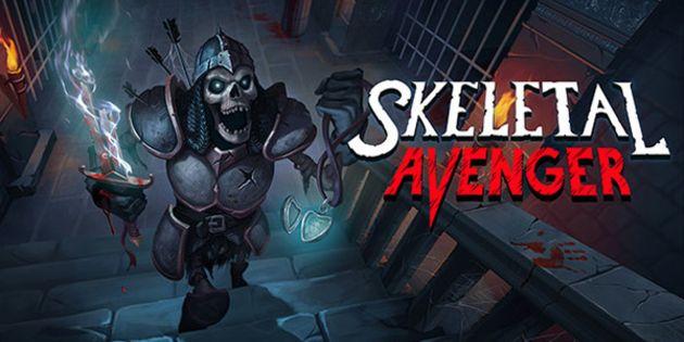 Newsbild zu Skeletal Avenger erscheint Ende 2020 auf der Nintendo Switch