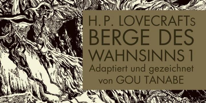 Newsbild zu Schocktober – H.P. Lovecrafts Berge des Wahnsinns 1 in unserer Manga-Rezension