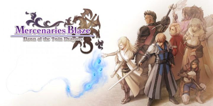 Newsbild zu Mercenaries Blaze: Dawn of the Twin Dragons erscheint am 17. Dezember für die Nintendo Switch