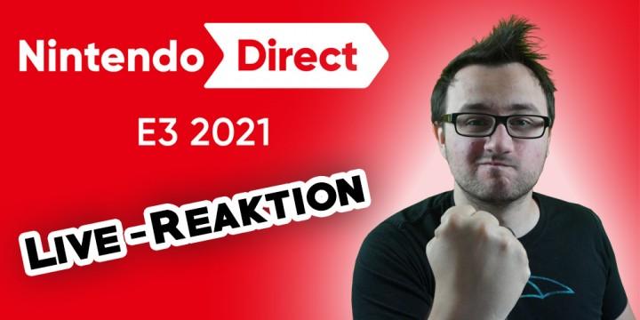 Newsbild zu Schaut mit Dennis live die Nintendo Direct | E3 2021 vom 15. Juni 2021 an