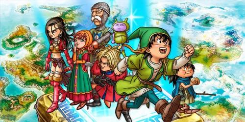 Newsbild zu Vorschau: Dragon Quest VII: Fragmente der Vergangenheit